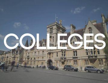 Oxford's Colleges (Graduate)