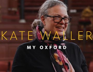 Kate Waller | My Oxford
