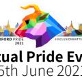 Virtual Pride 2021 banner. Credits: Oxford Pride 2021