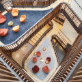 Beecroft Building stairwell