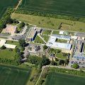 Aerial photo of Begbroke Science Park