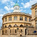 University of Oxford's Sheldonian Theatre