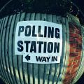 Polling station 300