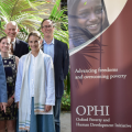 Researchers from the Oxford Poverty and Human Development Initiative (OPHI) have launched sOPHIa Oxford, the University's first social enterprise spinout