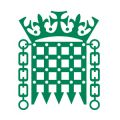 The Portcullis badge of the UK House of Commons