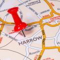 Harrow: A hot spot for COVID-19 identified by the dashboard