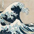 Great Wave off Kanagawa Hokusai