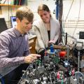 Quantum computing lab