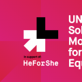 Oxford is one of ten international universities championing the United Nations' HeForShe gender equality movement.