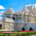 The Neasden Temple, London