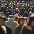 Photo | Crowd of people walking