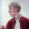 Thumbnail from the 'transgender community in Oxford' video
