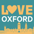Love Oxford Hub banner with Oxford skyline. Credits: Oxford SU