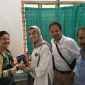 handheld medical kit