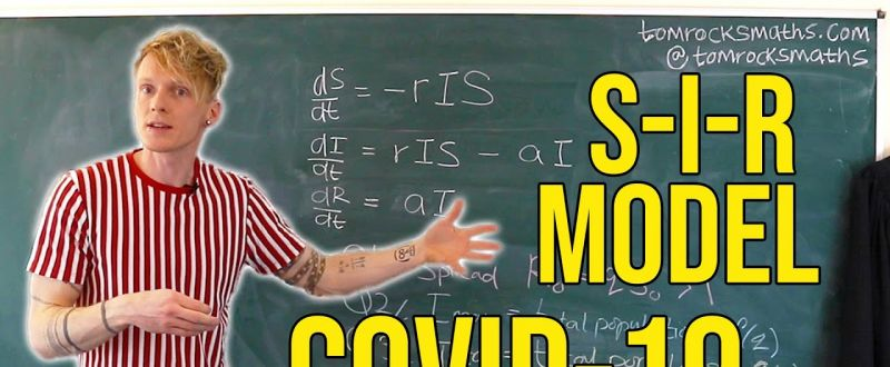 Oxford Mathematician explains SIR disease model for COVID-19 (Coronavirus)