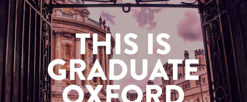 This is Graduate Oxford