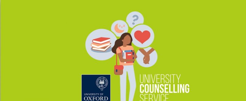 An Introduction to the Counselling Service at the University of Oxford