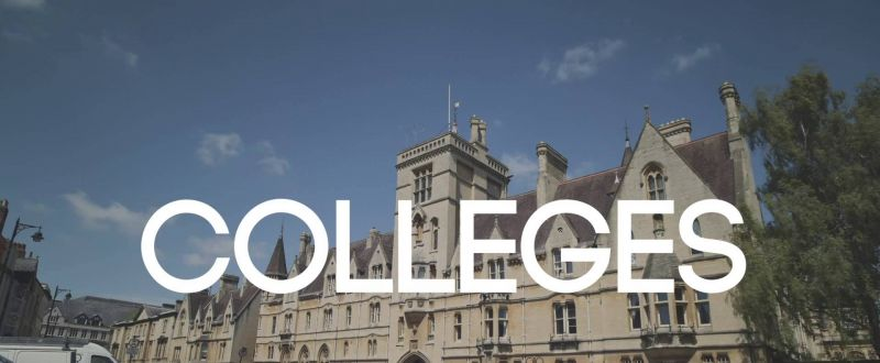 Oxford's Colleges (Graduate)