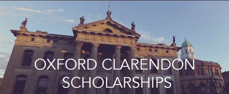 Oxford Clarendon Scholarships